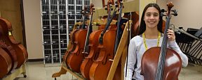 MHS String Musicians Earn Scholarships