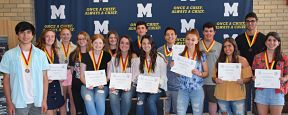 High School, Ames Spanish Language Students Achieve