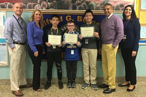 Sixth-Grader Wins Berner Geography Bee