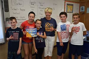 Service is Focus of Sept. 11 Lessons at Berner