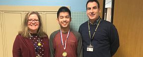 Berner Student A State Winner In History Day Contest