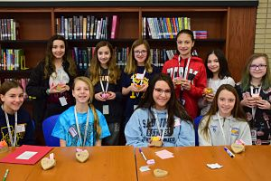 Berner Students Explore Their Inner Beauty
