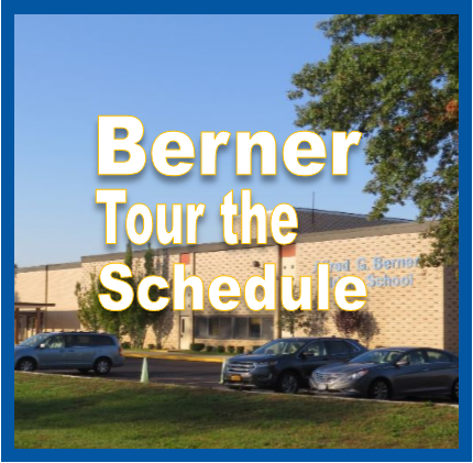 Berner Tour the Schedule Aug 28, Aug 29 & Sep 4