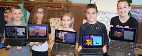 Pumpkin Decorating Goes Digital at Birch