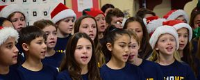 Birch Lane Musicians Share Songs of the Season