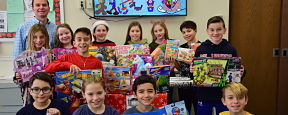 East Lake Student Council Spreads Joy
