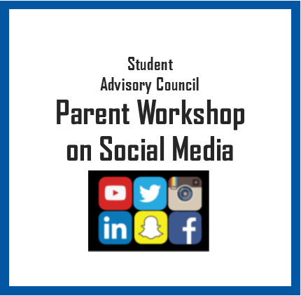 SAC Parent Workshop on Social Media