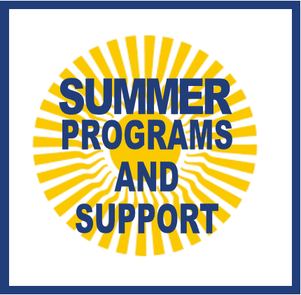 Summer Programs & Support