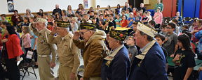 A Touching Tribute to Veterans at Lockhart