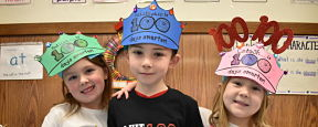 100 Days is Just the Beginning for Kindergartners