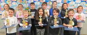Fire Safety Poster Contest Creates Awareness for McKenna Students