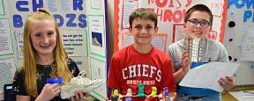 Young Inventors Shine at McKenna