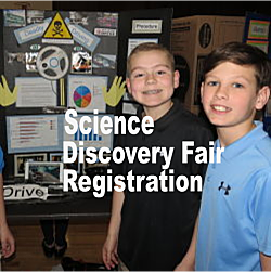 Science Discovery Fair Registration