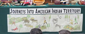 McKenna Fourth Graders Journey into Native American Territory