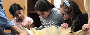 Fourth Graders Participate in an In-House Field Trip