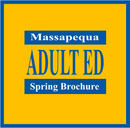 Adult Ed Brochure - SPRING 2019
