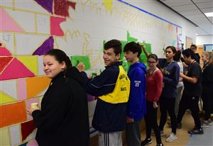 Ames Mural Celebrates All Students