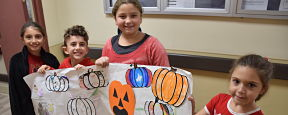 Birch Lane Students Bring Kindness to Seniors