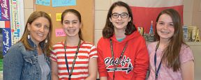 Students Succeed in National French Contest