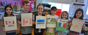 Fairfield Students Tell of the World