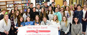 Massapequa Students Band Together to Save Lives