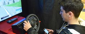 Seniors Learn the Dangers of Distracted Driving