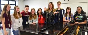 Massapequa Music Alum Inspires Ames Vocalists