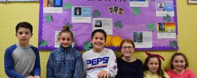 Fairfield Fifth-Graders Spotlight Female Sports Stars