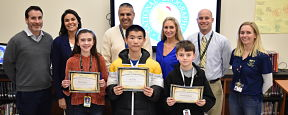 Berner Hosts Annual Geography Bee