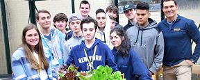 High School Green Thumbs are Pioneers for Sustainable Living