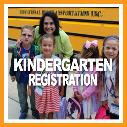 Kindergarten Registration Starts Dec 16