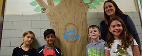 Third Graders are Growing Together at Lockhart