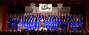 MHS Hosts Community Holiday Concert