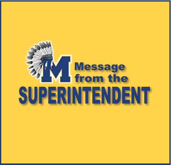 Superintendent's Letter - Summer Recreation