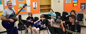 Popular Arts Camp Continues to Grow