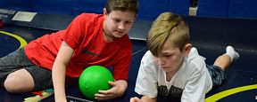 Technology Catches on in Berner Physical Education Classes