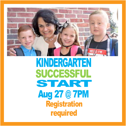 Incoming Kindergarten Successful Start Program
