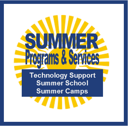 Summer Programs & Services