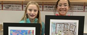 East Lake Boasts Statewide Art Contest Winner