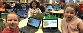 Massapequa Coders Join Worldwide Movement